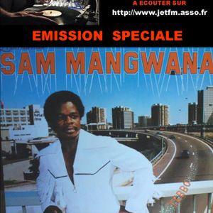 BLACK VOICES spéciale SAM MANGWANA (Rumba congolaise) invité sur l'ODYSEE DU SHAKTI NANTES