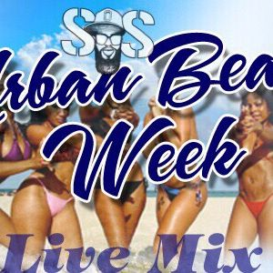 Urban Beach Week Mix (Clean R&b/Hip-Hop) vol. 1