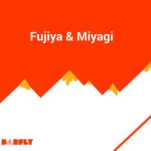 Fujiya & Miyagi on Barfly Radio ~ Guest Podcast 4-1-2018 // www.barflyradio.com