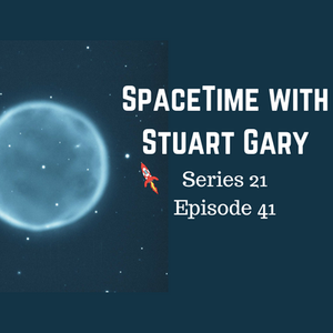 41: Water vapour plumes on Europa - SpaceTime with Stuart Gary Series 21 Episode 41 - The Astronomy