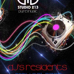 STUDIO213 Radio Show Podscad 34