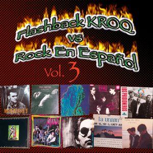 80's KROQ vs 80's Rock En Español Vol. 3