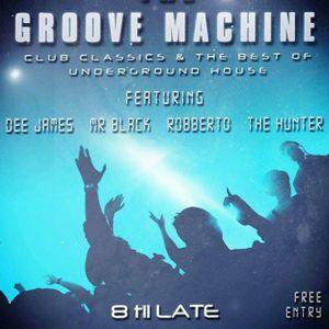 The Groove Machine Promo Mix