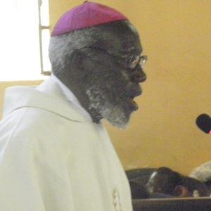 Message of Bishop Parede Taban