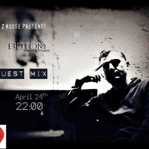 BDTom (HU) @ Time 2 House Guest Mix / April 24th, 2015
