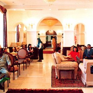 Music for a hotel lobby in Khartoum, Sudan by brendan garvey