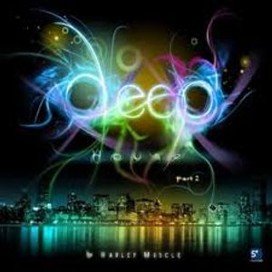 Harmonic key matched tech/deep house mix