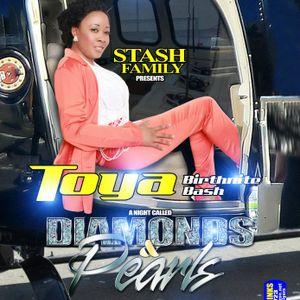 DIAMONDS AND PEARLS PROMO CD