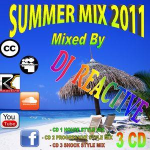 Summer Mix 2011 Cd 1 (Mixed by Dj Reactive)