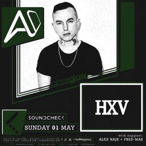 Alex Haje and Fred Mas (the frst 1:30) Opening Set for HxV May 1, 2016