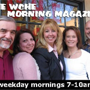 Sara Shepard  on the Morning Magazine Show 11 1 16