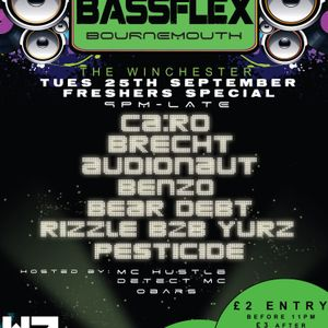 DJ Brecht-BassFlex 30min Promo Mixtape-Sep 2012