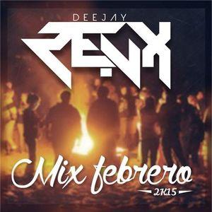 Mix Febrero 2K15 @ Renx'DJ