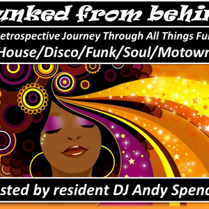 Totally Funked From Behind Mix 2016