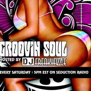 Groovin' Soul Radio Show (Seduction Radio UK) 05.12.2012