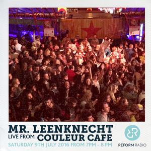 Mr Leenknecht presents Chunks of Funk 9th July 2016