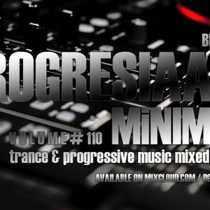 Progresiaaa! MiniMIX Vol. 110 (Mixed by DG)