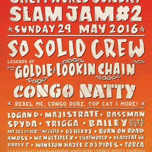 Sheffworld Slamjam DJ Competition (ORBLA)