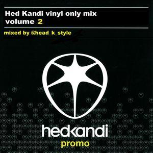 hedkandi vinyl only mix Vol.2