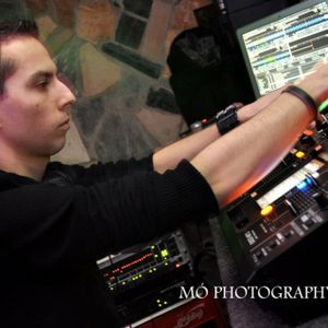 Snoopy @ Sound Of Noise Christmas edition 2011.12.24. Vegas Club Ds
