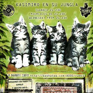 Bashatee Irratia - Kasimiro en su Jungla - Podcast 20-02-13