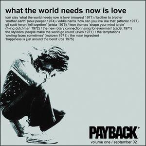 PAYBACK Vol 01 Sept 2002