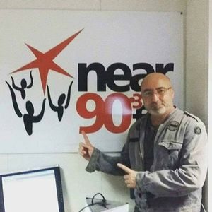 Alans interview with Tony McGuiness on the NEAR FM Sessions
