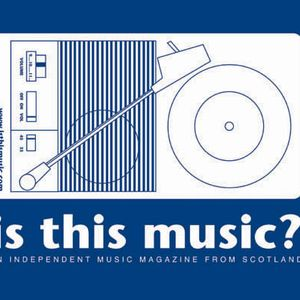 is this music? with Stuart McHugh - May 14th 2016