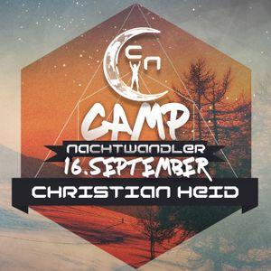 Christian Heid @ Camp Nachtwander 16.09.2017