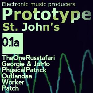 Prototype 0.1a - George & JoMo (LIVE PA)
