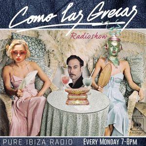 18º Como las Grecas Radio Show - Pure Ibiza Radio - Featured by Io Brodowski - Mixed by Modernphase
