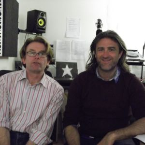 26/03/12: The BBE Show with Ross Clarke and Dublin band Dark Room Notes