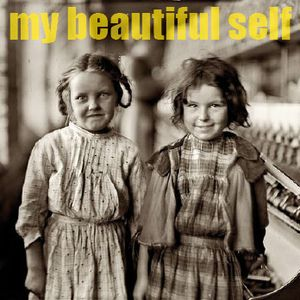 My Beautiful Self: 28 july 12