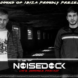 The Sound Of Ibiza with Noisedock / august 2012 /