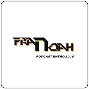 Fran Noah Dj - Podcast Enero 2016 -