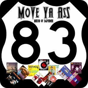 Move Ya Ass - 83 (Mixed by DJvADER)