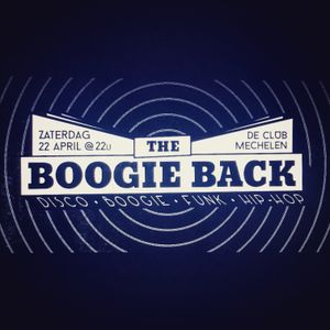 Fonkee Monk at The Boogie Back - 22 April 2017
