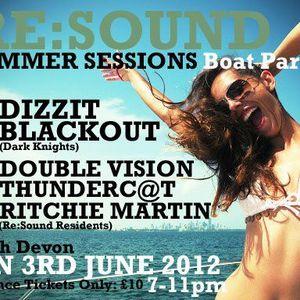 Re:Sound Tech Sessions Boat Party; TC@ 50 min mix.