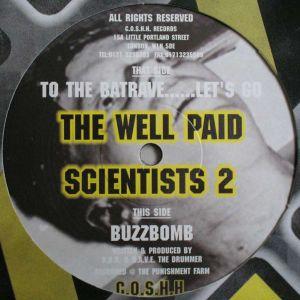 New Wave of London Acid Techno Mix - Original Vinyl - Nov 2011 ;-)
