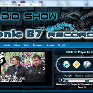 CTK Freaks -Tronic B7 Radio Show may Session