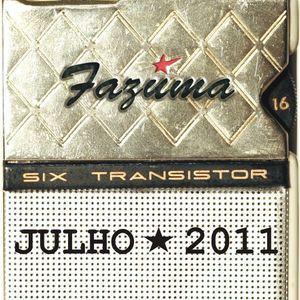 BEZEGOL @ RADIO FAZUMA / July.2011 Part.01