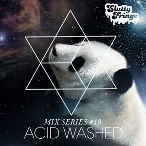 Slutty Fringe Mix Series #18 Acid Washed