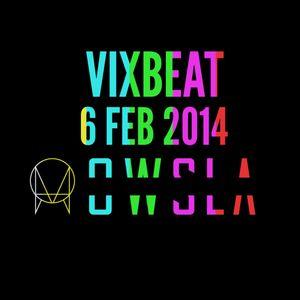 Vixbeat - BBCR1XTRA 6 FEB #vixbeat