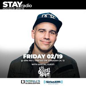 STAYradio (Episode #46 - 02/19/21) w/ Digital Dave