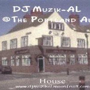 Live@The Portland Aug 97 mixed by DJ Muzik-AL