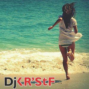 Dj KR'StF - Summer's here @ Yssi's - mei 2013