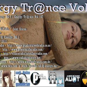 Pencho Tod ( DJ Energy- BG ) - Energy Trance Vol 167