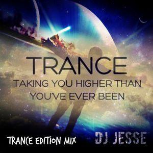 Dj Jesse presents: Envision Podcast - Episode 16 (Trance Edition Mix)