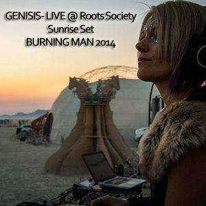 LIVE @ Roots Society Sunrise Set