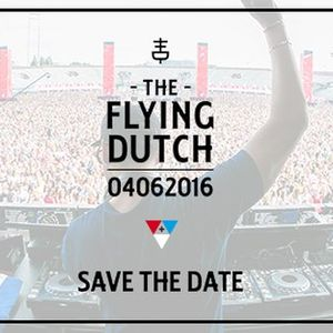 Afrojack - Live at The Flying Dutch 2016